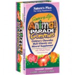 Animal Parade Gummies 50 Assorted fruit flavors